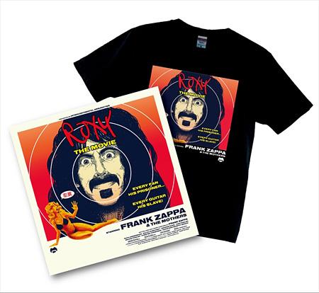 Frank Zappa & The Mothers『ROXY THE MOVIE』デラックスエディション