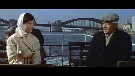 『橋』 ©1959 松竹株式会社