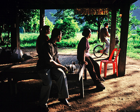 『ブンミおじさんの森』 ©Kick the Machine Films
