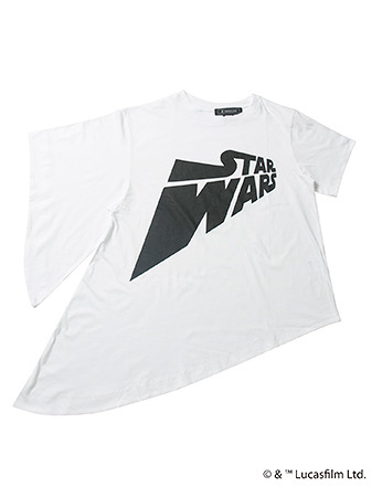 ANREALAGE×吉田ユニ『STAR WARS COLLECTION』Tシャツ
