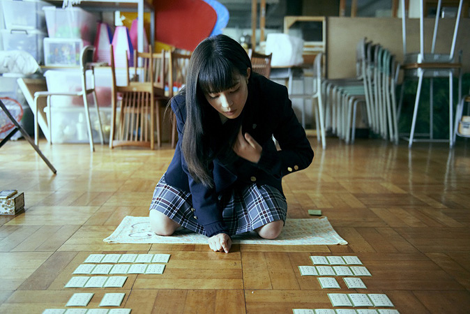 『ちはやふる』 ©2016映画「ちはやふる」製作委員会 ©末次由紀/講談社