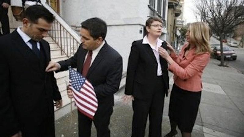 『ジェンダー・マリアージュ ~全米を揺るがした同性婚裁判~』 ©2014 Day in Court, LLC