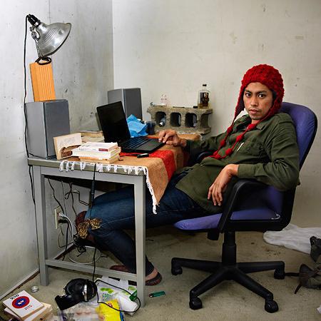 石川竜一『浦添(「Okinawan Portraits 2010~2012」シリーズより)』2010年 デジタルプリント サイズ可変 ※参考作品 ©MORI ART MUSEUM All Rights Reserved.