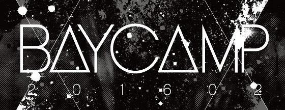 『BAYCAMP 201602』ロゴ