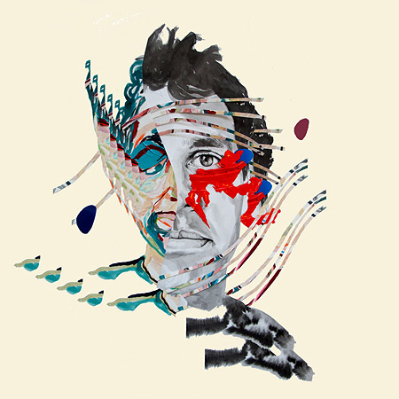 Animal Collective『Painting With』ジャケット
