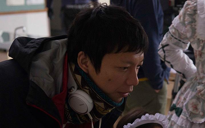 内藤瑛亮監督 ©2016「ドロメ」製作委員会