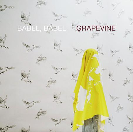 GRAPEVINE『BABEL, BABEL』通常盤ジャケット