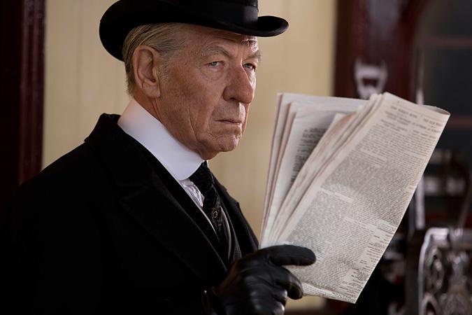 『Mr.ホームズ 名探偵最後の事件』 ©Agatha A Nitecka / SLIGHT TRICK PRODUCTIONS