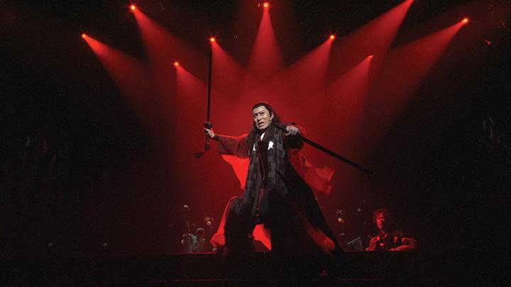 ゲキ×シネ『朧の森に棲む鬼』 ©2007 松竹/ヴィレッヂ