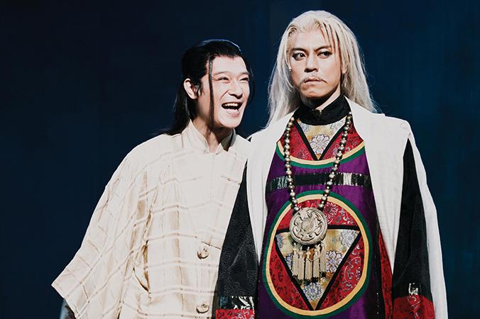 ゲキ×シネ『蛮幽鬼』 ©2010 松竹/ヴィレッヂ