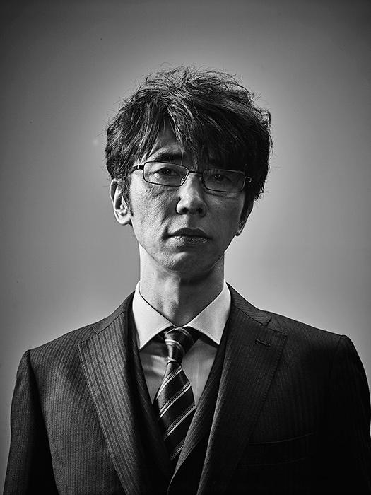 広橋秀彦役のユースケ・サンタマリア