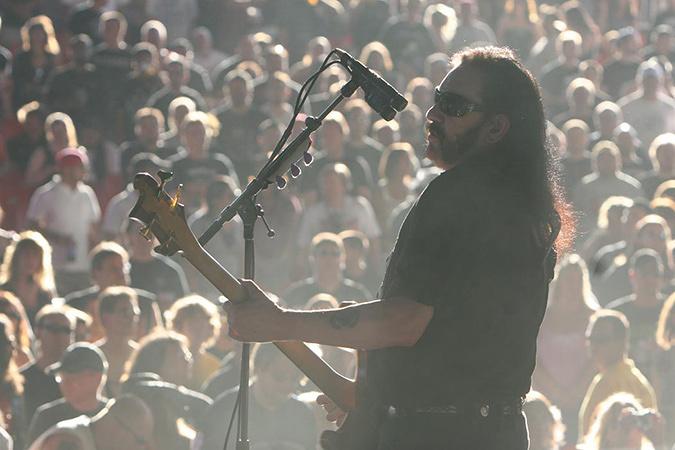 『極悪レミー』 ©2010 Lemmy Movie LLC