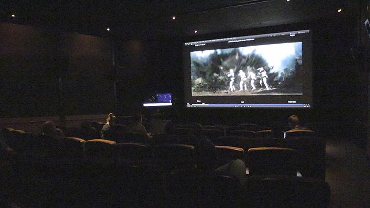 """『ハリウッド 映像王国の挑戦~""""スター・ウォーズ""""とILMの40年~』より"""