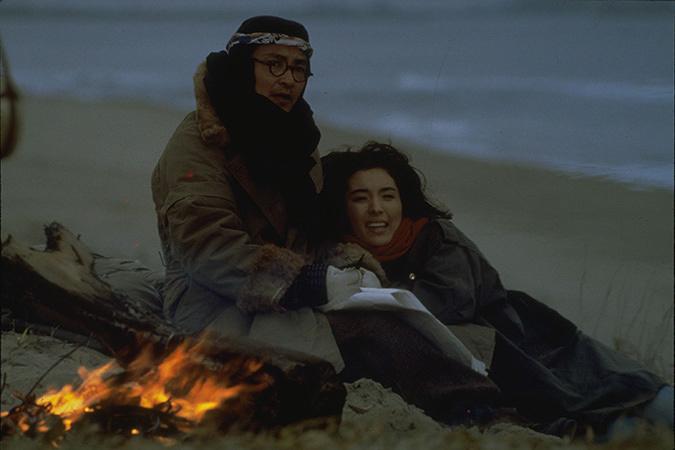 『火宅の人』(監督:深作欣二) ©東映