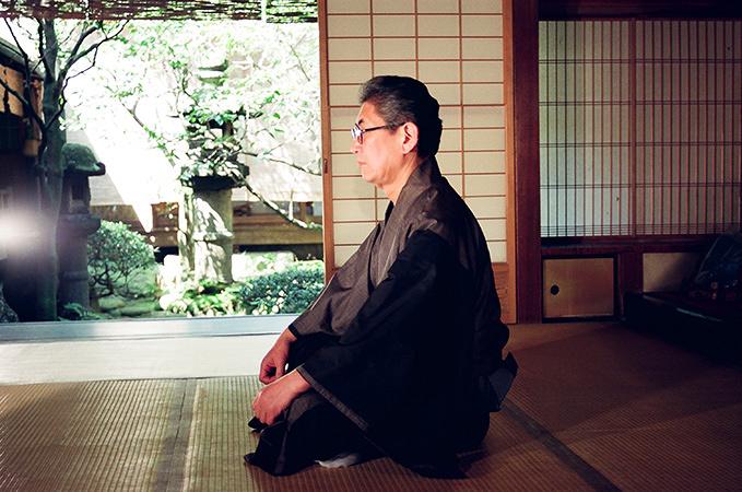 『KYOTO, MY MOTHER'S PLACE キョート・マイ・マザーズ・プレイス』(監督:大島渚) ©BBC SCOTLAND 1991 協力:大島渚プロダクション