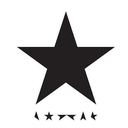 デヴィッド・ボウイ『★(Blackstar)』ジャケット