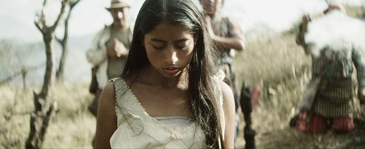 『火の山のマリア』 ©LA CASA DE PRODUCCIÓN y TU VAS VOIR-2015