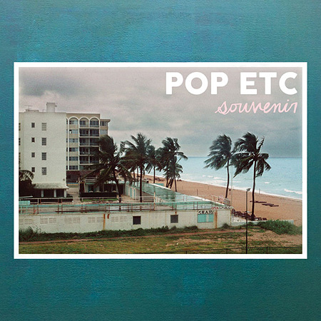 POP ETC『SOUVENIR』ジャケット