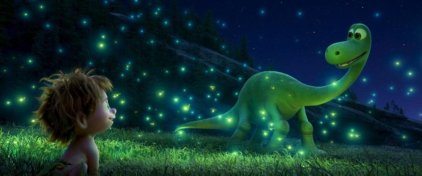 『アーロと少年』 ©2016 Disney/Pixar. All Rights Reserved.