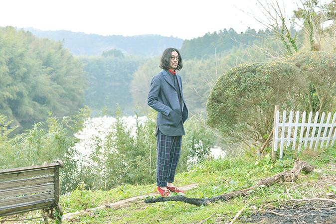 「PHABLIC×KAZUI」2016S/Sコレクションルックブックより