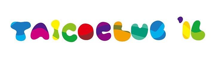 『TAICOCLUB'16』ロゴ