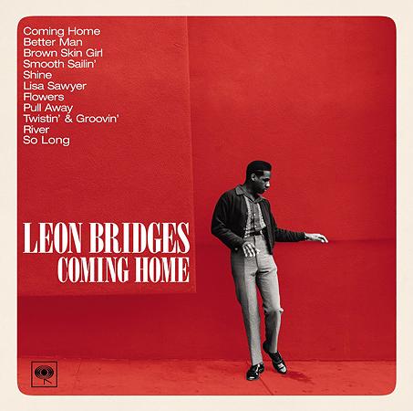 リオン・ブリッジズ『Coming Home』日本盤ジャケット