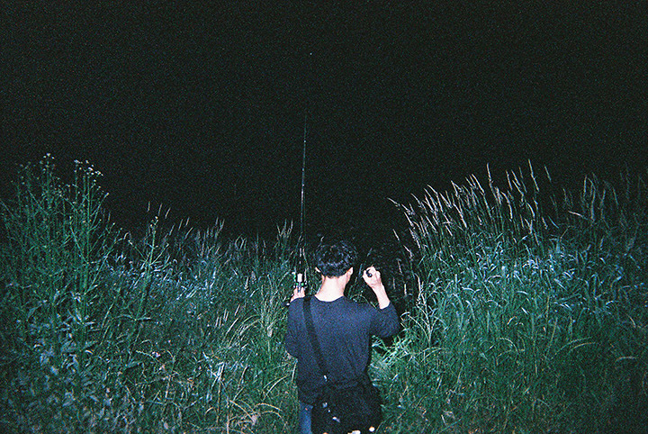 『TOKYO NIGHT FISHING』イメージビジュアル