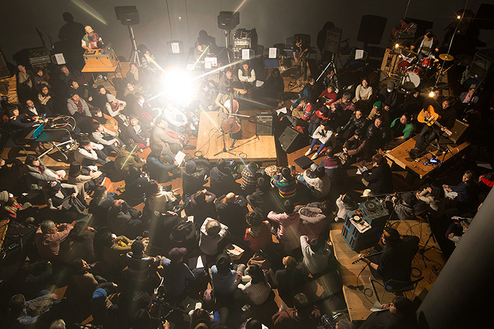 『ASIAN MEETING FESTIVAL 2015』公演風景 ©Kuniya Oyamada/ENSEMBLES ASIA