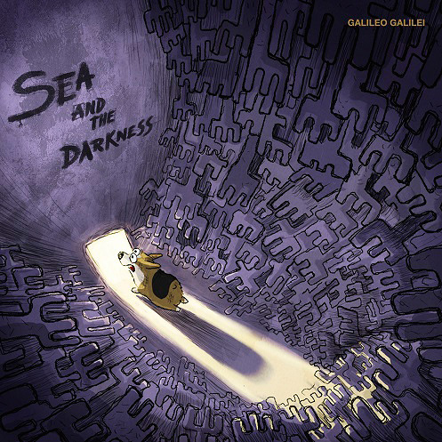 Galileo Galilei『Sea and The Darknes』ジャケット