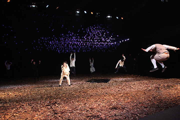 『Festival / Tokyo 2014』公演風景 photo: Yohta Kataoka