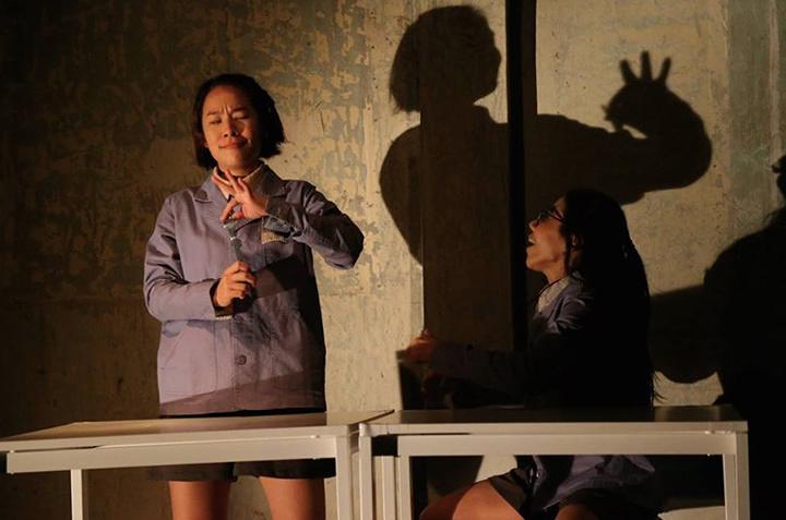 『戦略的な孤独』バンコク公演の様子