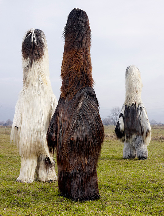 『Babugeri』Bansko(Blugaria), WILDER MANN series, 2010-2011 ©Charles Freger