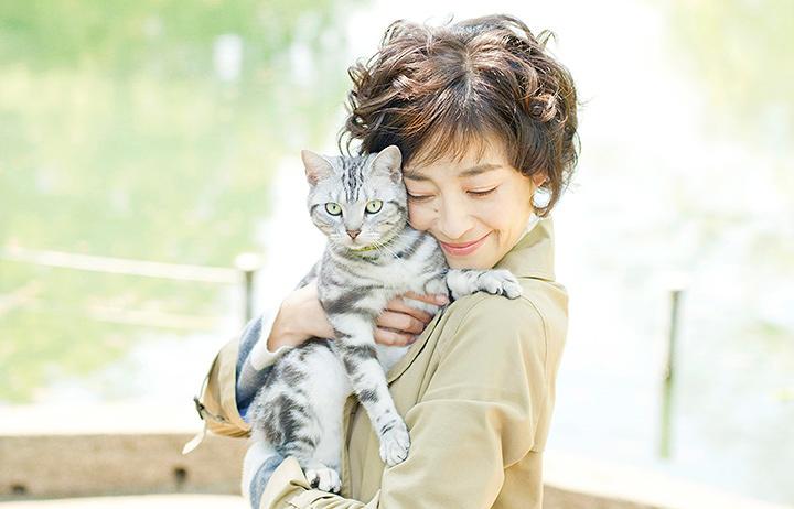 『連続ドラマW グーグーだって猫である』 ©WOWOW