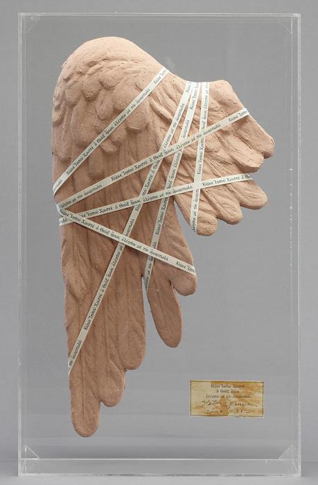 四谷シモン『天使の羽』1992