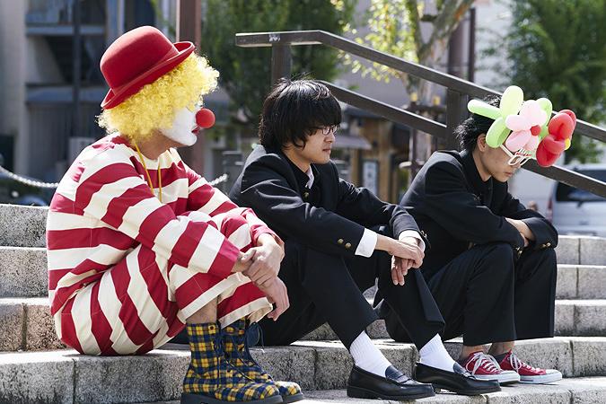 『セトウツミ』 ©此元和津也(別冊少年チャンピオン)2013、©2016映画「セトウツミ」製作委員会