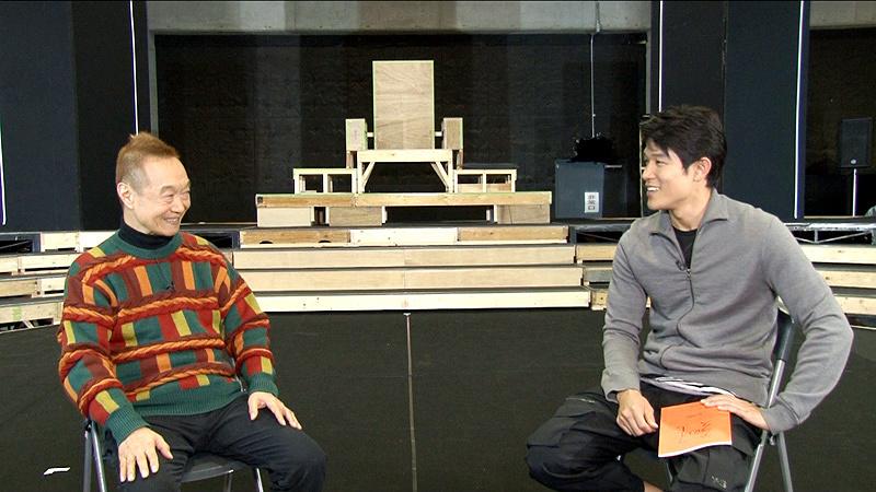 SWITCHインタビュー 達人達(たち)『鈴木亮平×神谷明』より