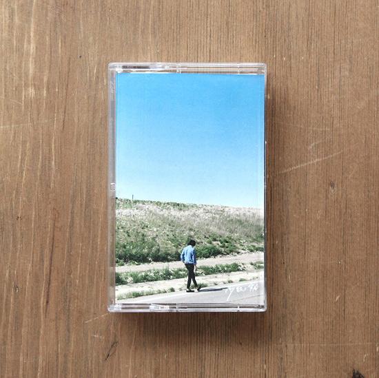 SEVENTEEN AGAiN『少数の脅威』カセットテープ