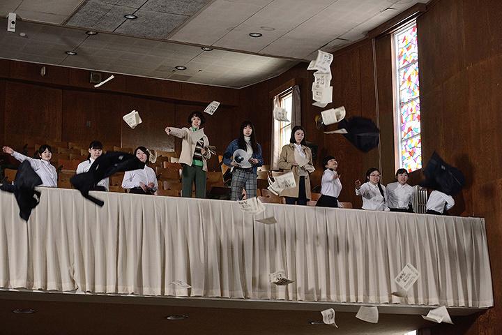 『無伴奏』 ©2015 「無伴奏」製作委員会