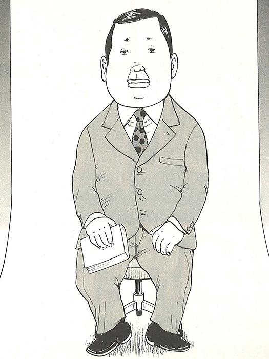 鈴木博隆原作ビジュアル ©すぎむらしんいち/リチャード・ウー/講談社