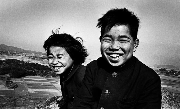 『炭鉱〈ヤマ〉』鞍手、福岡 1965年 ©Motohashi Seiichi