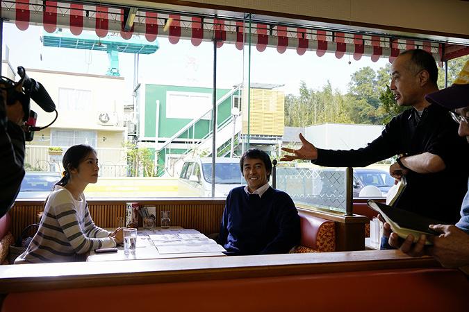 『恋妻家宮本』撮影風景 ©2017「恋妻家宮本」製作委員会
