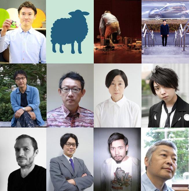 『AMIT(Art, Media and I, Tokyo)2016』登壇者