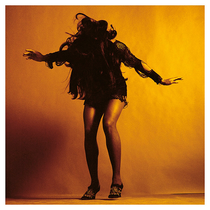 The Last Shadow Puppets『Everything You've Come To Expect』ジャケット