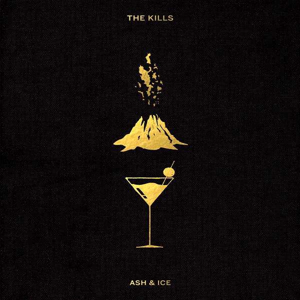 The Kills『Ash & Ice』ジャケット
