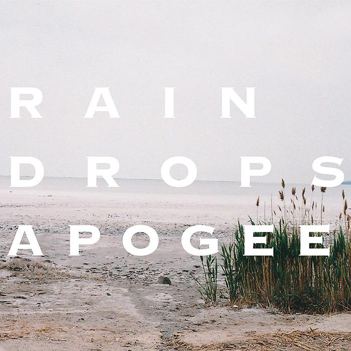 APOGEE『Raindrops』ジャケット