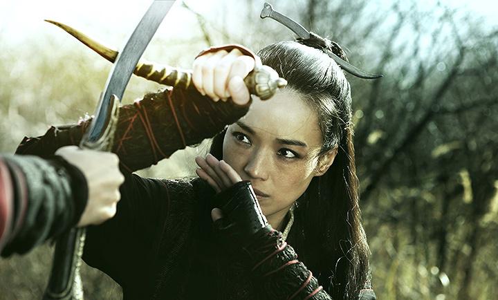 『黒衣の刺客』(監督:ホウ・シャオシェン)
