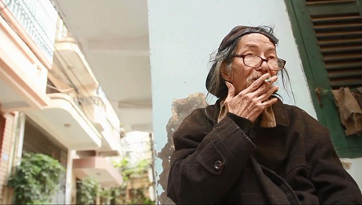 『ジウおじいちゃんへ捧ぐ』(監督:Hien Anh Nguyen)