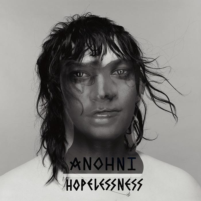 ANOHNI『Hopelessness』ジャケット
