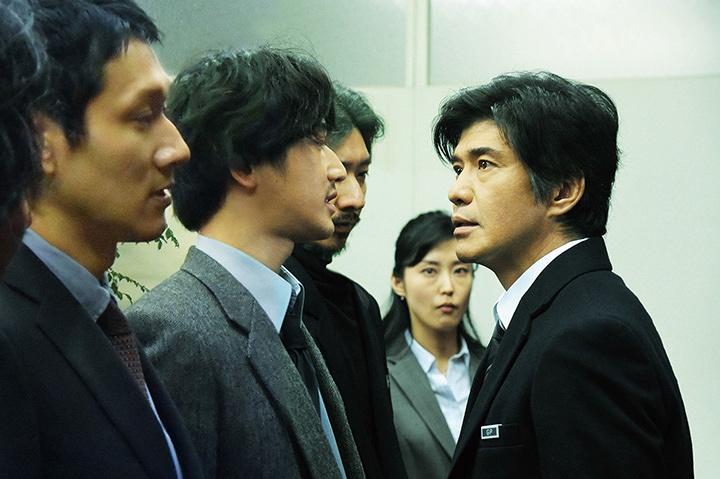 『64-ロクヨン-前編』 ©2016映画「64」製作委員会