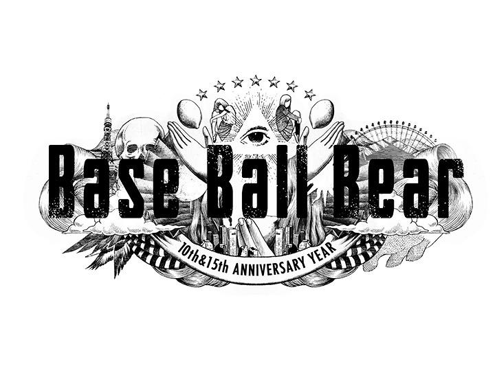 Base Ball Bearロゴ